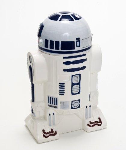 Star Wars R2-D2 Keramik Keksdose mit Deckel
