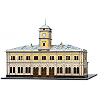 Comparador de precios Keranova keranova356Escala 1: 87Clever Papel Histórico Edificios nikolayevsky Estación de Tren 3D Puzzle - precios baratos