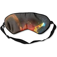Sleep Eye Mask Light Dark Lightweight Soft Blindfold Adjustable Head Strap Eyeshade Travel Eyepatch E20 preisvergleich bei billige-tabletten.eu