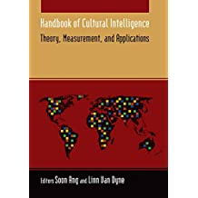 Handbook of Cultural Intelligence