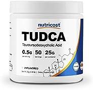 بودرة تودكا من نيوتريكوست، 25 جم (حمض توروسوديأوكسي شوليك) - خالية من الغلوتين، غير معدلة وراثياً.