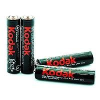 Kodak 30412378 Çinko Karbon Pil, Kırmızı