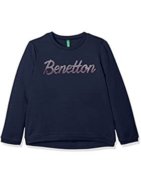 United Colors of Benetton Sweater L/S, Felpa Bambina