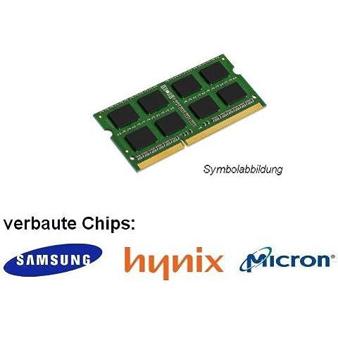 8GB (1x 8GB) para Dell Vostro 3558–Intel Core i3/i5DDR3SO-DIMM (PC3L 12800S) DIMM Memoria de