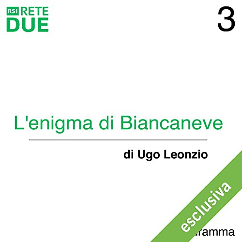 L'enigma di Biancaneve 3  Audiolibri
