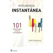 Inteligencia instantanea (NO FICCION)
