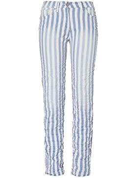 RECOVER pants pantalón informal Slim Fit Mujer
