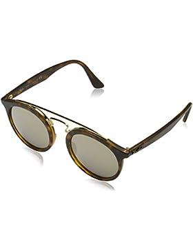 Ray-Ban 4256, Gafas de Sol Unisex, Negro, 49