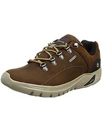 Hi-Tec V Walk-Lite Witton Trek Waterproof, Zapatillas de Senderismo para Hombre