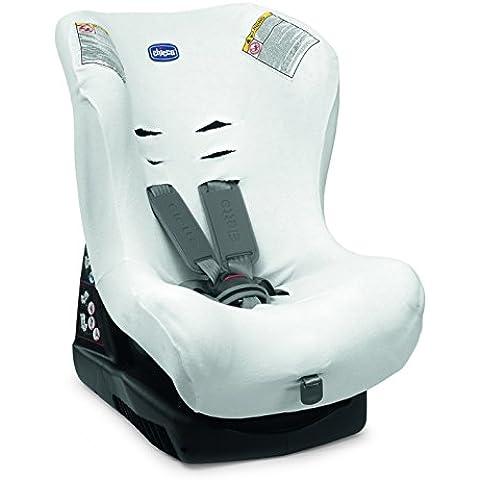Chicco 06.079804.000.000 - Silla de coche (2-3 (15 - 36 kg; 3.5 - 12 years), Color blanco)