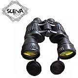 Sceva Compact Mini Binoculars Telescope Sports Hunting Camping Survival Kit for Exploring, 10x25mm