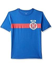 Tommy Hilfiger Boys' Plain Regular Fit T-Shirt