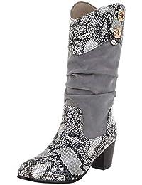 Amazon.es  RAZAMAZA CENTER - Zapatos  Zapatos y complementos 6655c4fe9d3e3