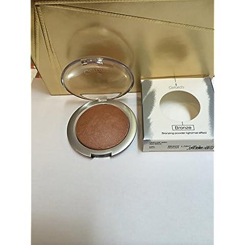 Gerard's Baked Bronzing Powder Effect - 9 - by (Baked Bronzing Powder)