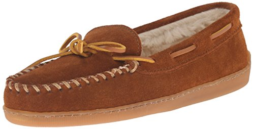MinnetonkaPile Lined Hardsole - Pantofole donna Marrone (BrownBrown)