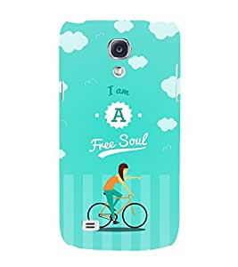 Fuson Designer Back Case Cover for Samsung Galaxy S4 I9500 :: Samsung I9500 Galaxy S4 :: Samsung I9505 Galaxy S4 :: Samsung Galaxy S4 Value Edition I9515 I9505G ( Abstact Art Paint Painting Illustrations )