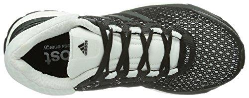 adidas Response 23 Boost, Chaussures de running mixte adulte Blanc (Running White/Running White/Black 1)