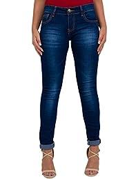 PILOT® lavage foncé jeans skinny