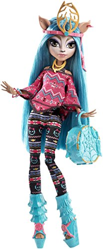 Monster High CJC61 - Elève - Isi Dawndancer