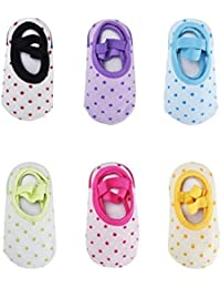 Bébé-Calze antiscivolo 8-36 mesi per i bambini e i più piccoli