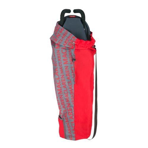 Maclaren Lightweight Storage Bag Charcoal/Cardinal
