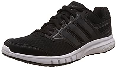 Adidas Men's Galactic I Elite M Cblack, Ftwwht and Dkgrey Running Shoes - 10 UK/India (44.7 EU)