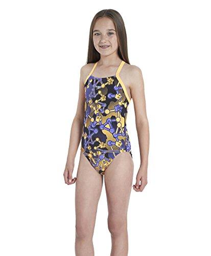 Speedo Alv Rlbk JF Girl's Swimsuit