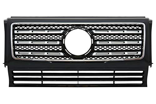 Kitt Fgmbw463amgnb central Grille Noir brillant central 1990-2012