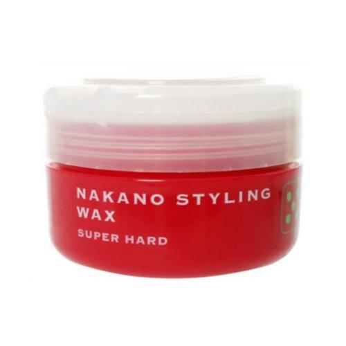 NAKANO Style Wax 4 Super Hard 90g