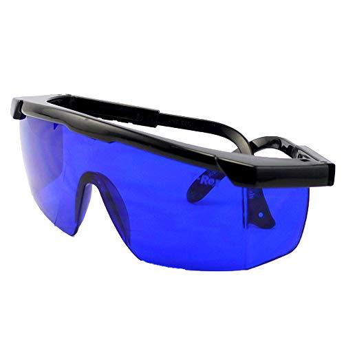 9eb84195be5 Samtlan Golf Ball Finder Lunettes – Special Bleu Verres Filtrer pour  Simplifier Visual Pickup (avec