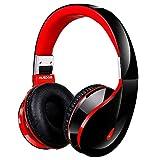 LRWEY Bluetooth Headset, Kabelloser Over-Ear-Bluetooth-Stereokopfhörer, für iPhone, iPad, Samsung, Huawei,Tablet usw