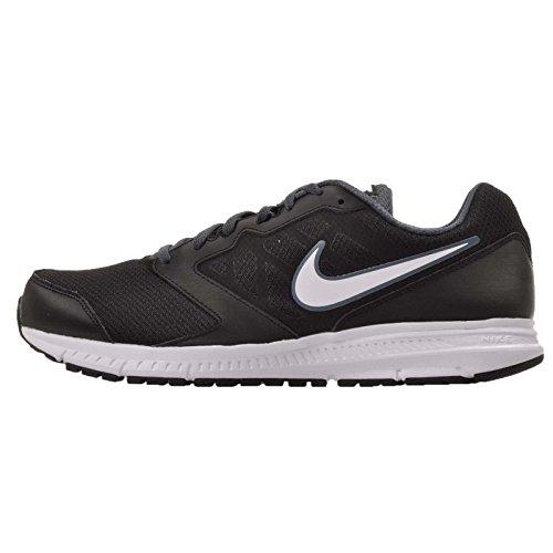 Nike Downshifter 6 Scarpe da ginnastica, Uomo BLACK/DK MAGNET GREY//WHITE