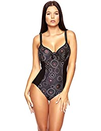 Figure Shaping / Push Up Maillot de bain / Octopus / Body 1159-f5191