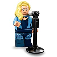 The Lego Batman Movie SERIES 2 - BLACK CANARY Minifigure - 71020 - (Bagged)