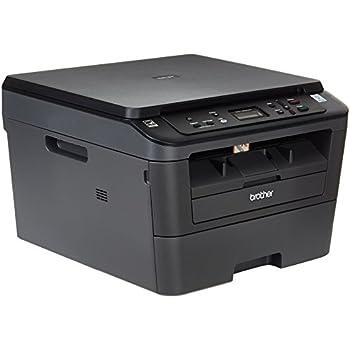 Brother DCP-L2520DW - Impresora multifunción láser, Negro: Amazon ...