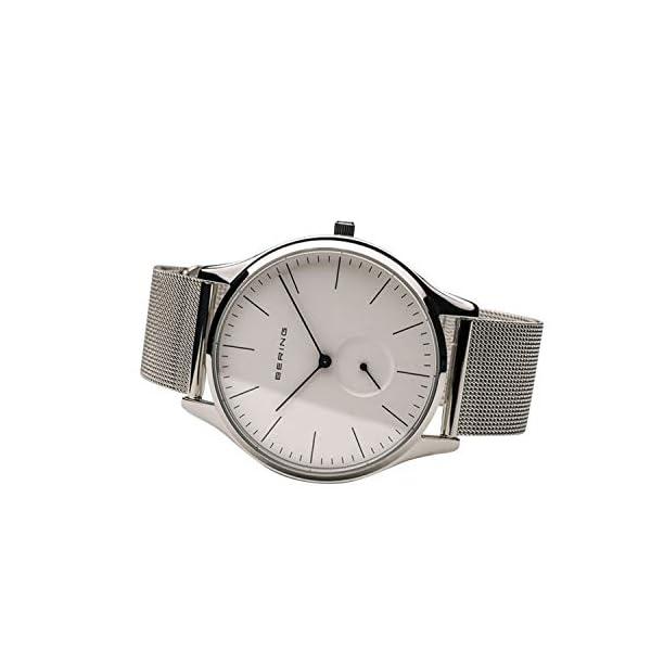 BERING Reloj para de Cuarzo con Correa en Milanés 16641-004