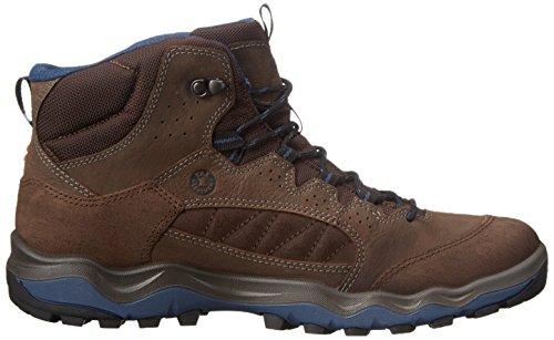 Ecco Ecco Ulterra Men's, Chaussures de fitness outdoor homme Marron - Braun (COFFEE/COFFEE/DENIM BLUE)