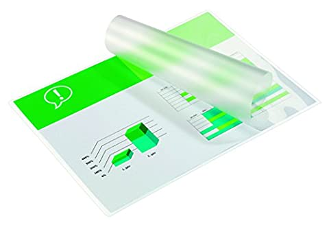 GBC Laminating Pouches Premium Quality 160 micron A5 (Pack of 100)