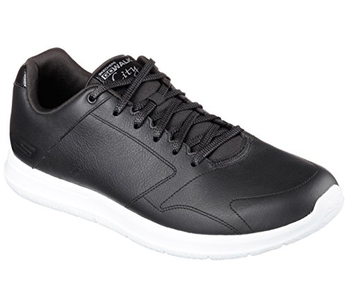 Skechers Gowalk Ville Resist Lace Up Noir