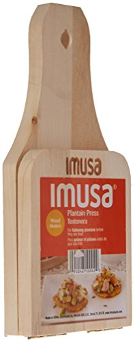 Imusa Small Wood Tostonera by Imusa