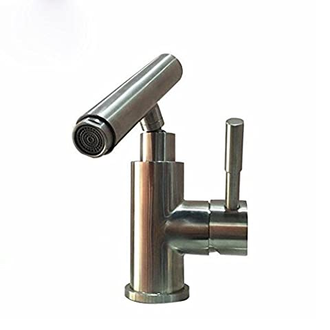 HTYQ Sus304 Stainless Steel Kitchen 360 Faucet
