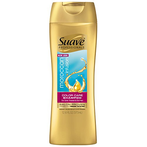 Suave Shampoo Moroccan Infusion Color-Care 370 ml