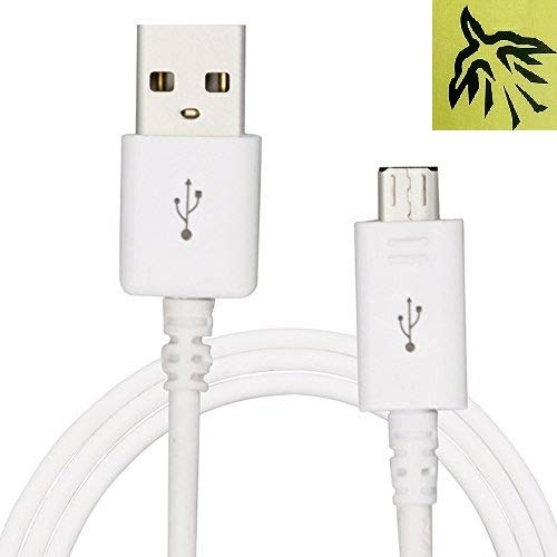 Aine Mixit Up Micro-USB to USB 2.0 A Charge and Sync Cable for Android Smartphones, Tablets & Other Devices, 4 Feet