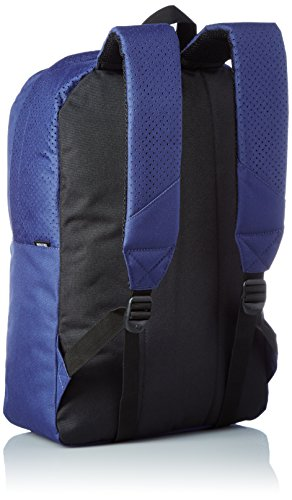 Herschel Heritage Rucksack, 46 cm, 21.5 L, Blue twilight blue-black rubber