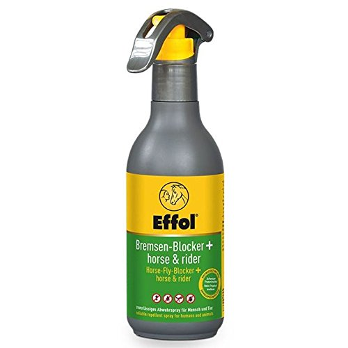 Effol 11575300 Bremsen-Blocker + horse & rider, 250 ml