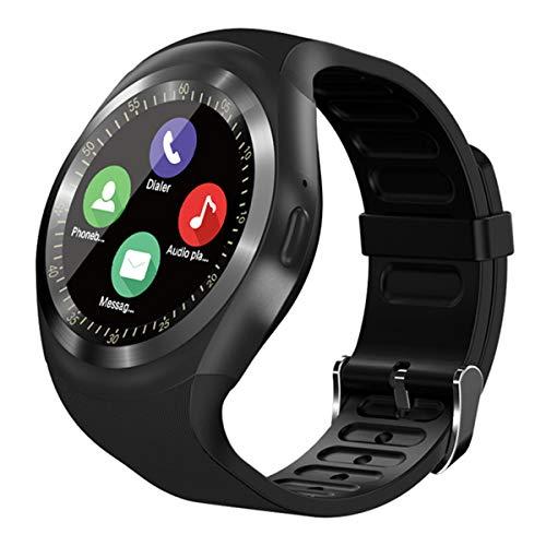 Reloj Inteligente Smartwatch Redondo Podómetro Pantalla