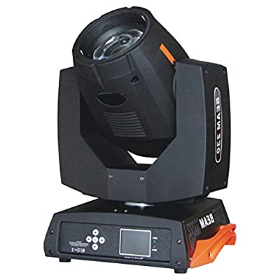 230W Stage Moving Head Light Roccer LED Beam Dmx 512 7R 14 Colors for Party Dj Disco Club