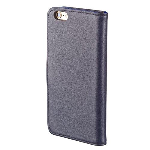 Etui iPhone 6S de TORRO en Cuir Véritable, Coque Housse Etui Portefeuille bleu, en cuir de vache véritable pour iPhone 6 / iPhone 6S Bleu