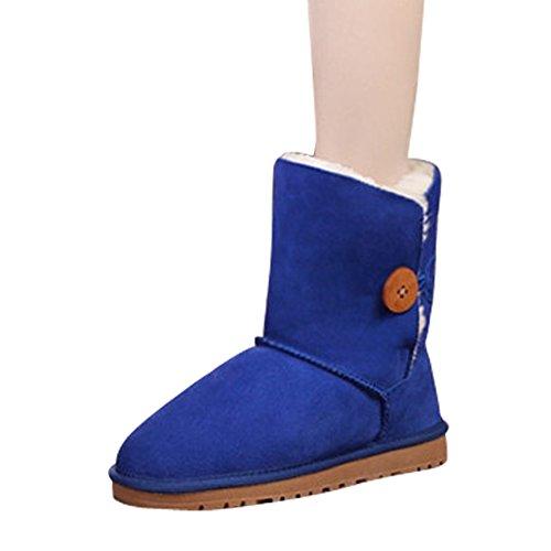 fereshte ,  Damen Chukka Boots #7 SapphireBlue