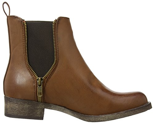 Rocket Dog Camilla, Bottes femme Marron (Bromley in Brown)